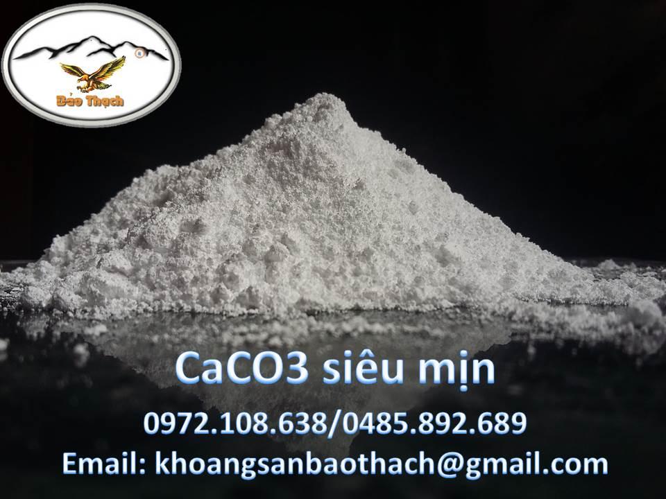 Bột khoáng ngành xây dựng CaCO3