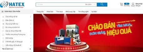 Thông báo thay đổi tên đơn vị quản lý sàn TMĐT Hatex.vn