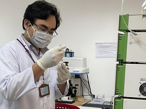 Màng hydrogel giúp hồi phục nhanh vùng da bị tổn thương cho bệnh nhân tiểu đường