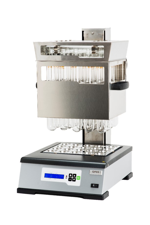 Bộ phá mẫu KjelROC Digestor (Phương pháp Kjeldahl)