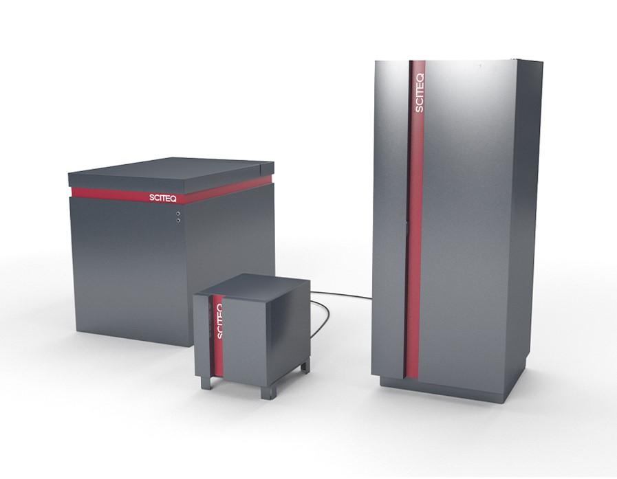 Thiết bị kiểm tra áp suất thuỷ tĩnh ống nhựa theo ISO 1167, ASTM D1599- SCITEQ SIGMA