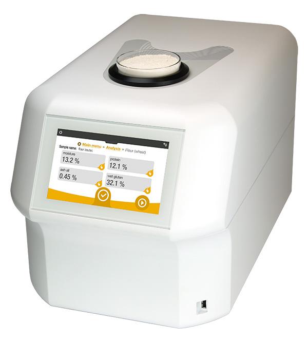 Máy phân tích bột bằng quang phổ cận hồng ngoại NIR- SpectraAnlyzer FLOUR