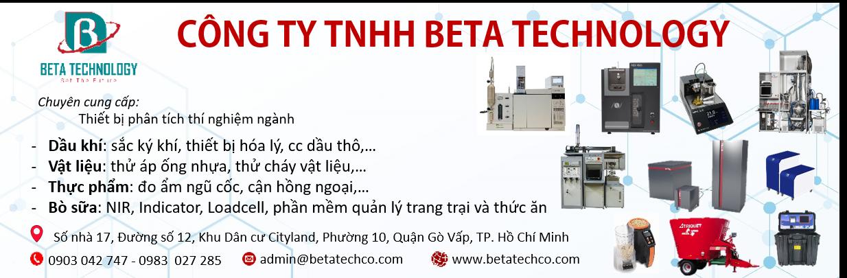 CÔNG TY TNHH BETA TECHNOLOGY
