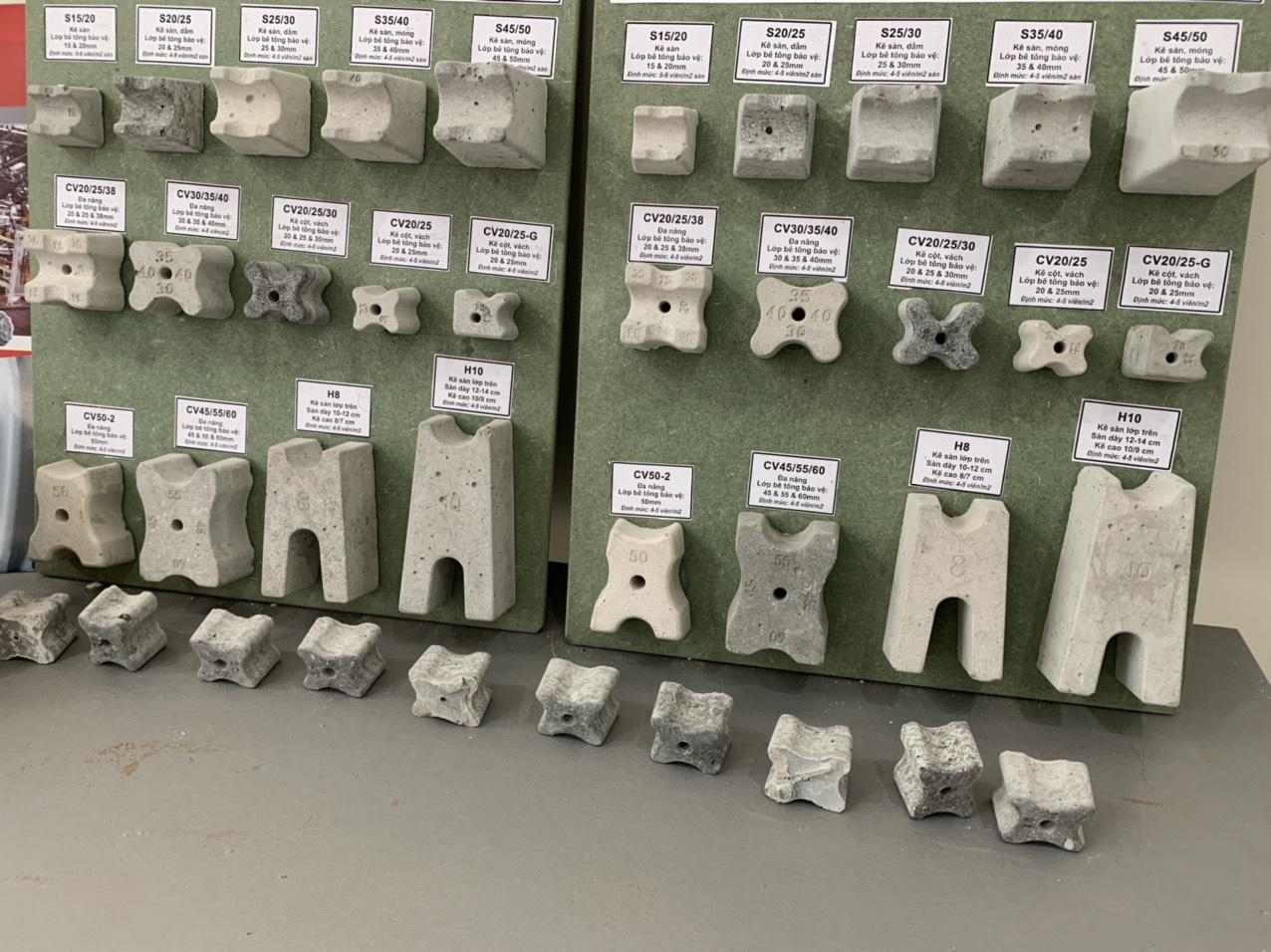 Cung cấp con kê bê tông mác cao số lượng lớn, giá hợp lý nhất tại Hải Phòng