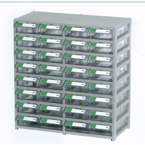 Tủ đựng linh kiện điện tử 32 ngăn
