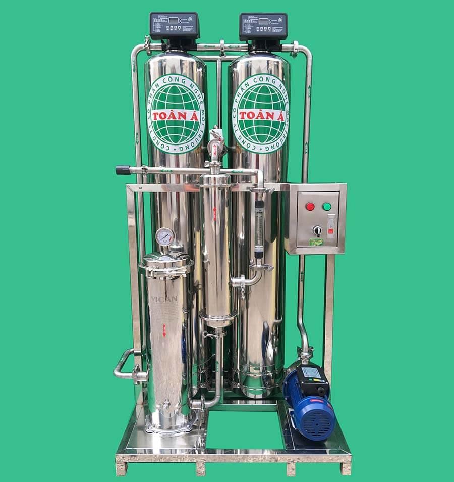 Hệ thống lọc tổng đầu nguồn sinh hoạt NKW/FT-VN02