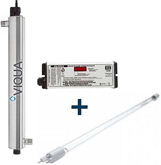 Đèn UV diệt khuẩn thương hiệu Viqua