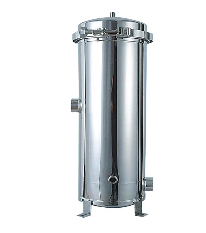 Phin lọc nước inox, chứa từ 3 - 10 lõi