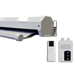 Màn chiếu điện Dalite 300 inch