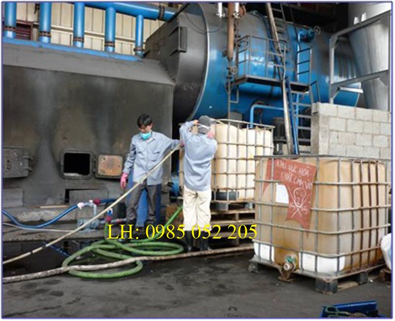 Dịch vụ bảo dưỡng lò hơi công nghiệp