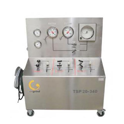 Thiết bị kiểm tra áp lực di động - Model TSP