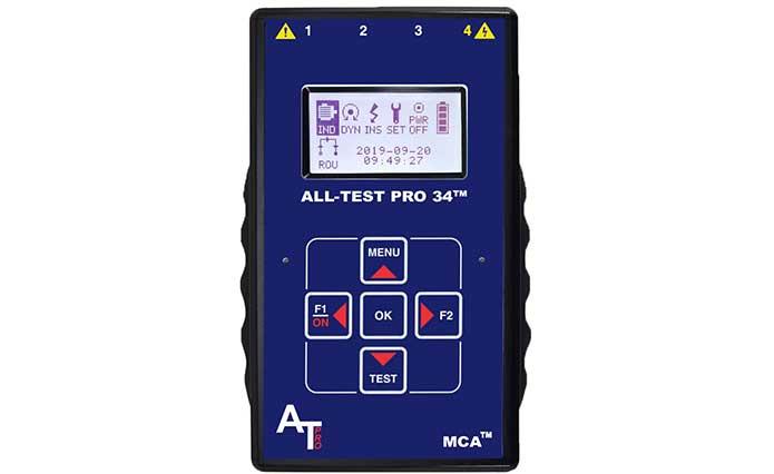 Thiết bị kiểm tra động cơ điện Offline ALL-TEST PRO™ 34