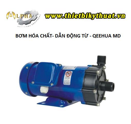 Máy bơm hóa chất QEEHUA MD-F-258S-AE