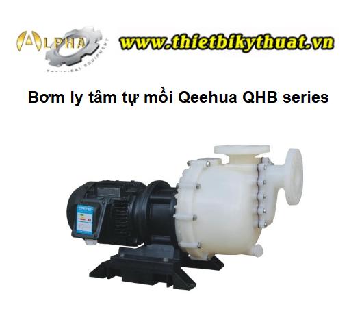Bơm ly tâm tự mồi Qeehua QHB-F-40012EAH-SSH