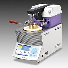 Máy đo nhiệt độ chớp cháy cốc hở tự động Aco-8 Tanaka
