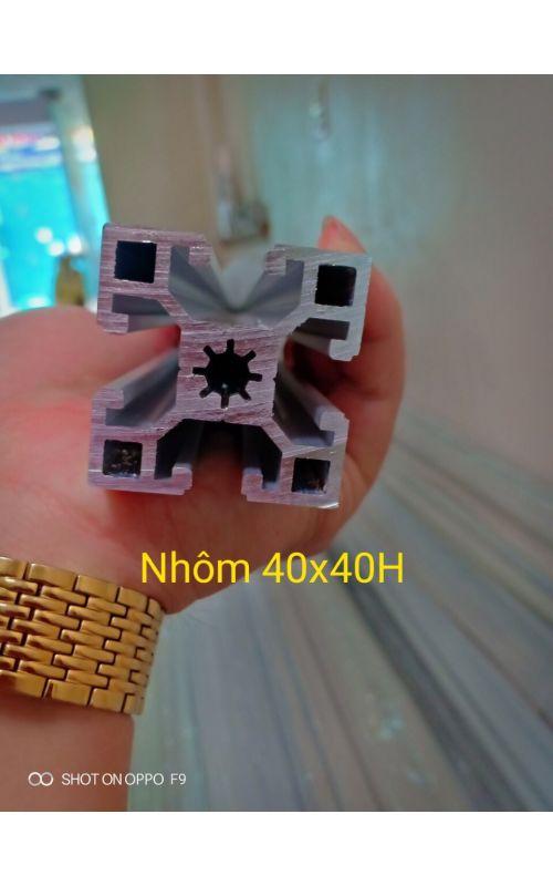 Nhôm định hình 40x40H