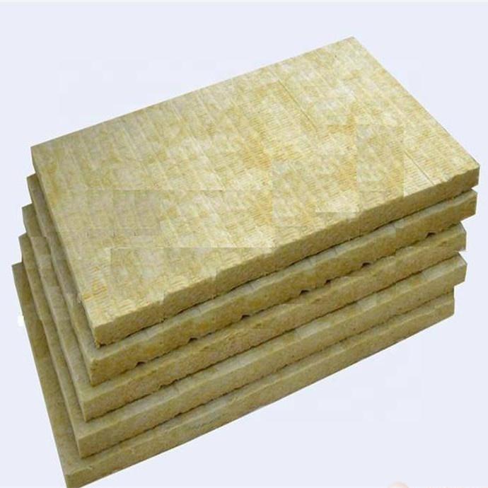 Bông khoáng rockwool dạng tấm tỷ trọng 40-50-60-80-100-120 Kg/m3