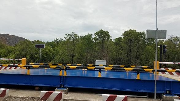 Trạm cân xe tải 80 tấn