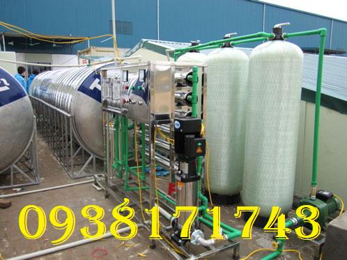 Hệ lọc nước RO 1000 l/h
