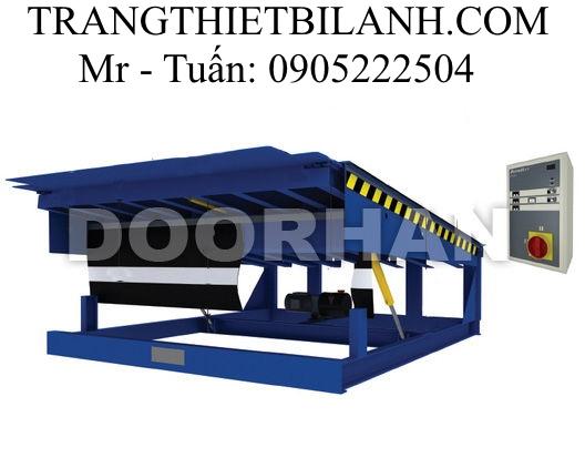 Dock Leveler- Sàn nâng tự động