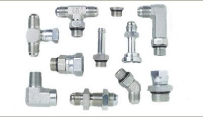 Hydraulic Hose Ends & JIC Fittings