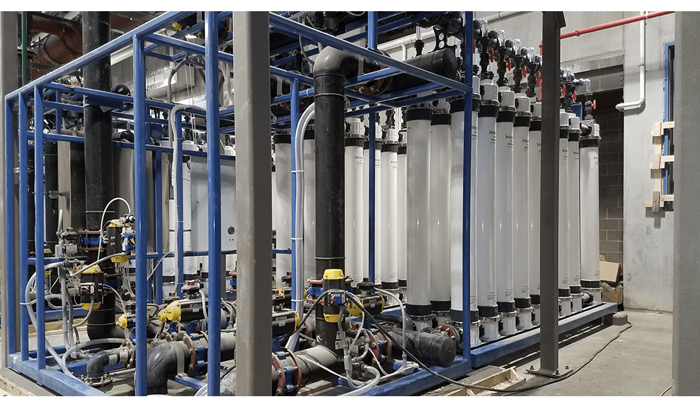 Hệ thống lọc Ultrafiltration