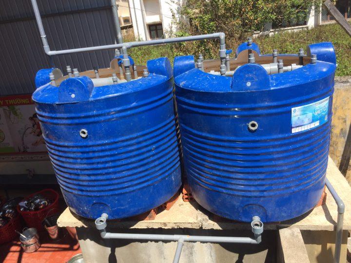 Công nghệ xử lý nước máy hiệu quả