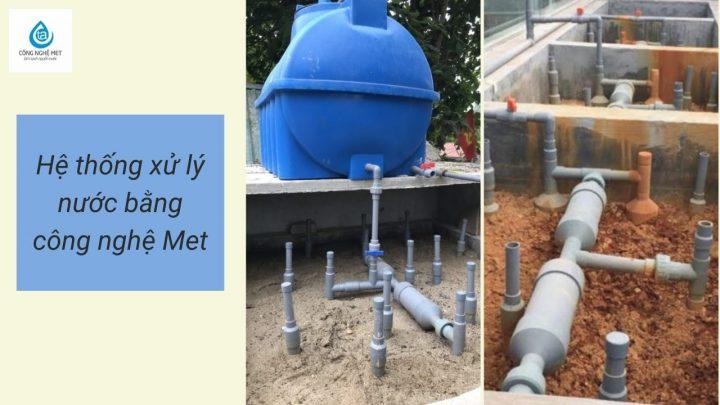 Làm thế nào để xử lý nước giếng khoan nhiễm phèn?