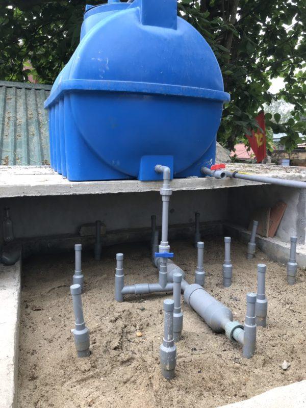 Giải pháp xử lý triệt để nước giếng khoan nhiễm kim loại nặng