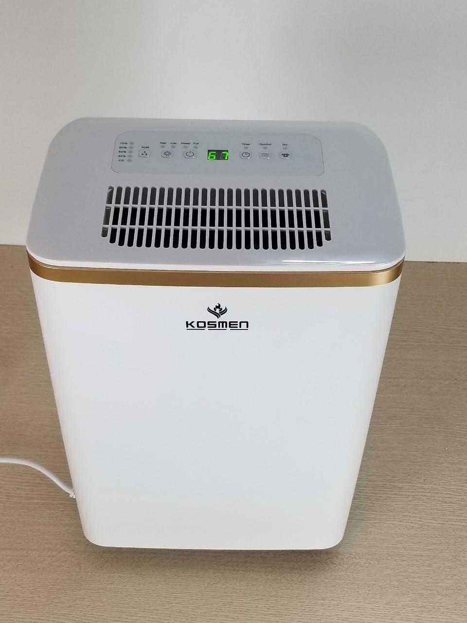 Máy hút ẩm Kosmen model KM - 12N
