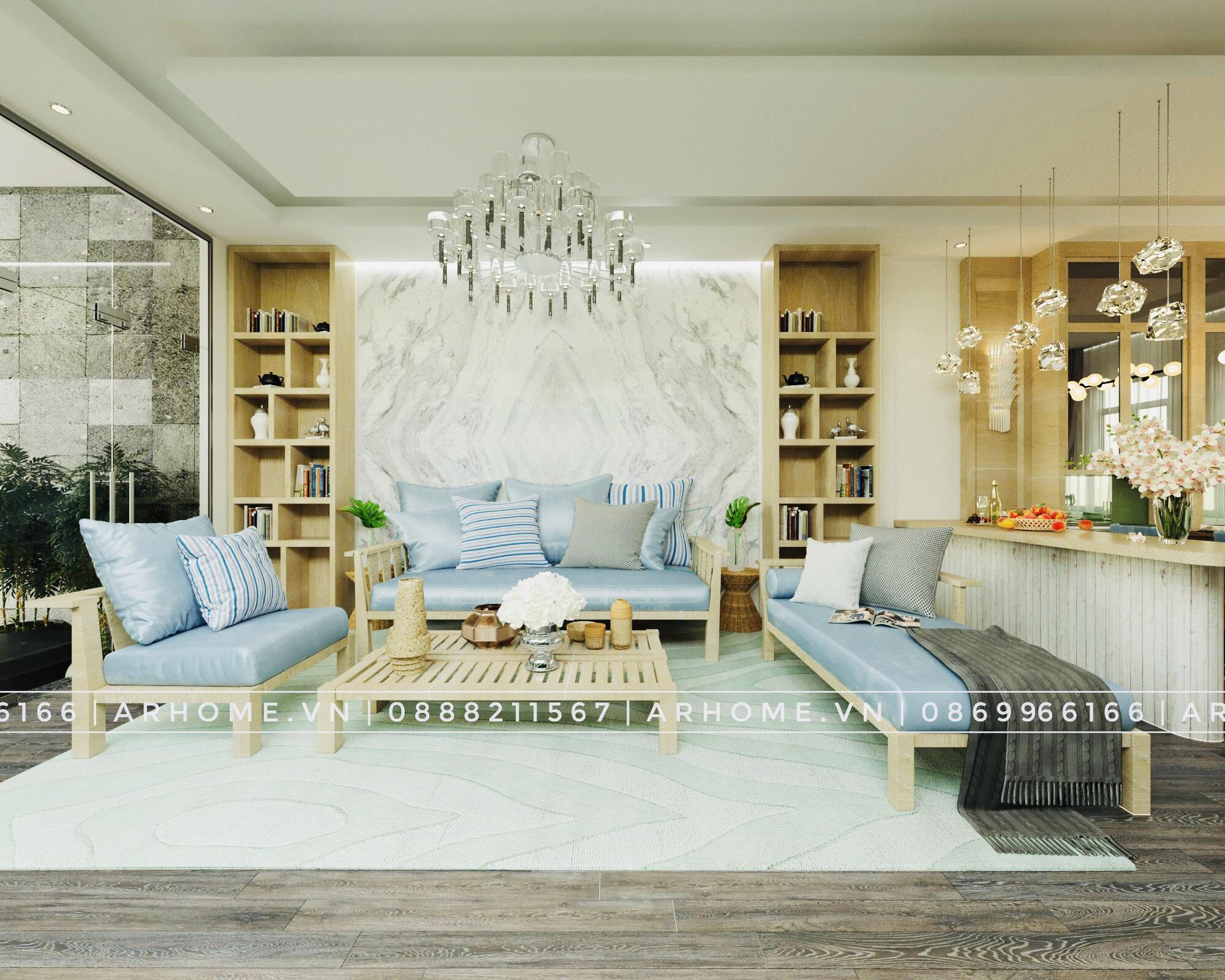 Cải tạo nhà phố cũ kỹ thành không gian tuyệt đẹp nhờ thiết kế nội thất mới