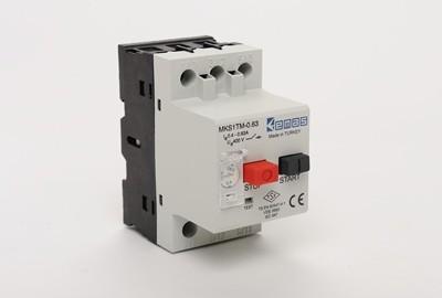 CB bảo vệ động cơ dạng từ và nhiệt MKS series-thermic and magnetic protection