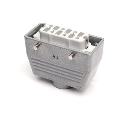Jack cắm công nghiệp 6 Poles, 35A - Metal industrial Plugs & Sockets