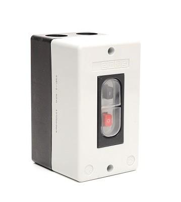 CB bảo vệ động cơ dạng từ và nhiệt TSP Serie S-thermic Protection
