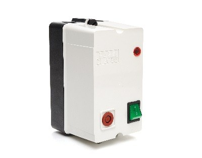Contactors Direct Starter with Contactor and Thermal Relay