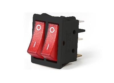Công tắc on-off và công tắc hành trình nhỏ Rocker Switch