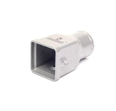 Jack cắm công nghiệp 5 Poles, 10A - Metal industrial Plugs & Sockets
