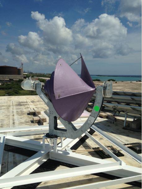 Máy phát điện gió cỡ nhỏ ESCO RTS