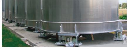 Cân bồn điện tử- cân bình chứa nhiên liệu