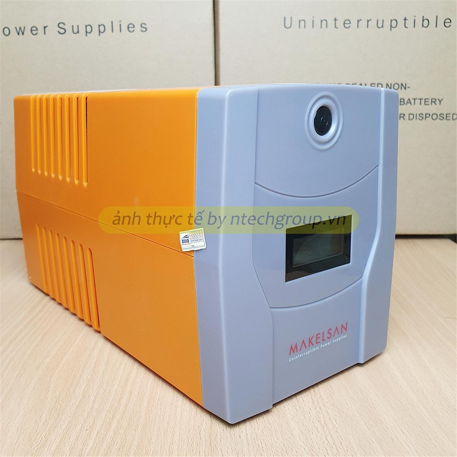 Bộ lưu điện ups 2200VA Lionx