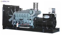 Máy phát điện KZP- Turkey