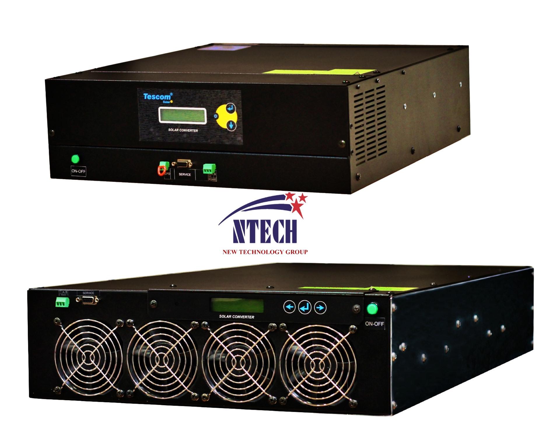 Bộ chuyển đổi năng lượng mặt trời Solar converter 10-40KW