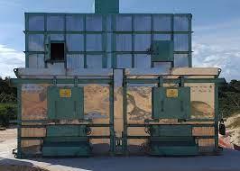 Lò đốt rác thải sinh hoạt Losiho- Bamboo 2000 (50 tấn/ngày)