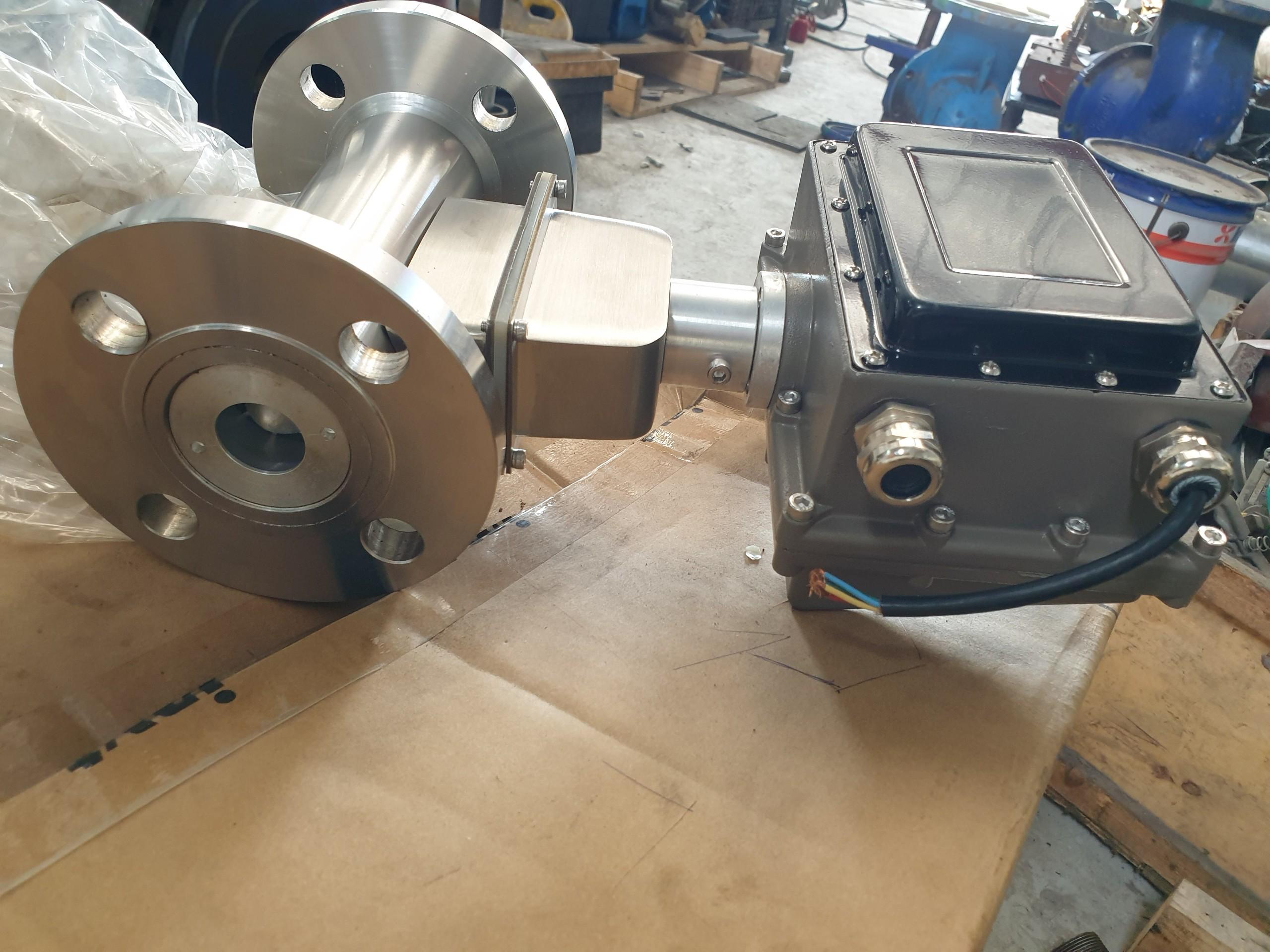 Đồng hồ đo lưu lượng khí CNG gas