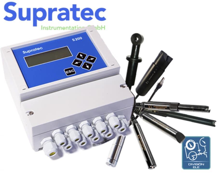 Thiết bị đo online (pH, DO, độ đục, Chlorine tự do, độ dẫn điện, TDS,  độ mặn...)