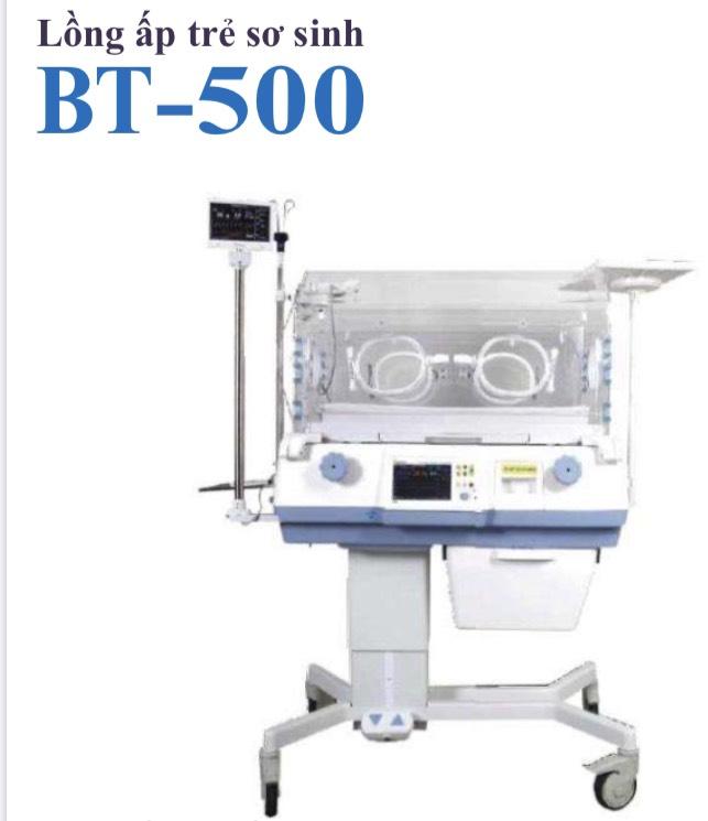 Lồng ấp trẻ sơ sinh BT – 500