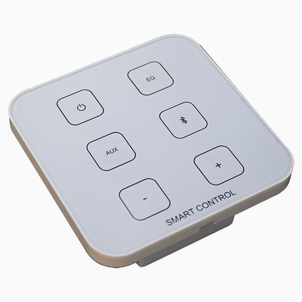 Smart Control - Amply gắn tường mặt vuông A3000