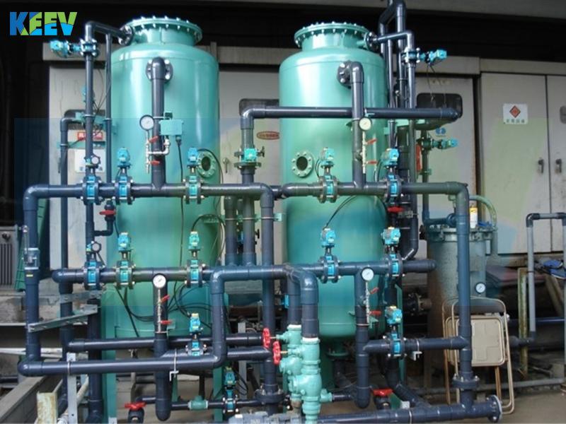 Hệ thống lọc đầu nguồn công nghiệp