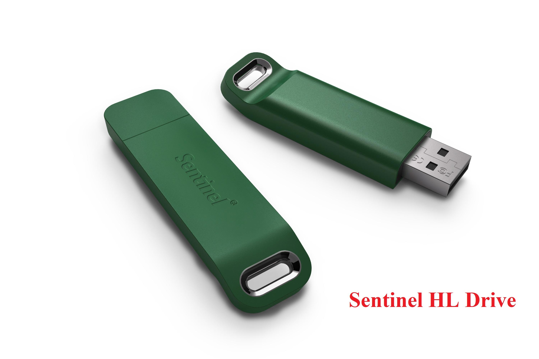 Sentinel HL Drive (Usb dongle)
