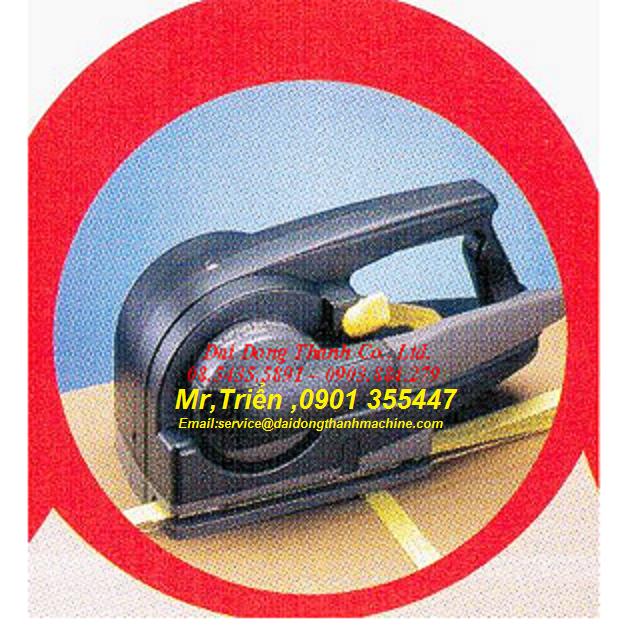 Máy đóng đai pet dùng hơi cầm tay model WP-20 giá tốt